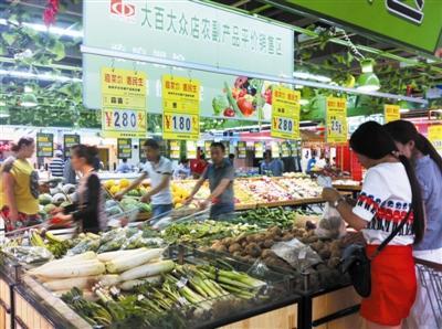 农副市场价格大起大落